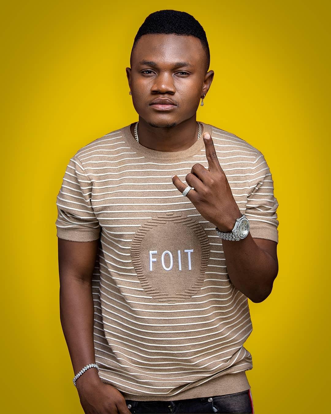 Mbosso has a new tune dubbed 'Shilingi' featuring Reekado Banks