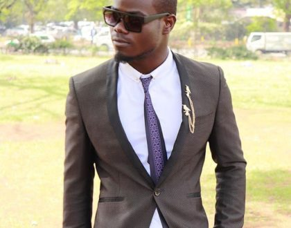 Mulamwa has a new song dubbed Mlambane