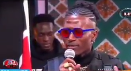Wife material! Octopizzo's new 'feminine' hairstyle leaves social media on fire