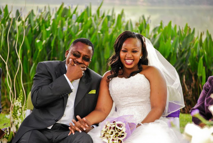 """""""Thousands of Women Wanted Me to Marry Them"""" Pastor Nganga explains why he got a younger wife"""