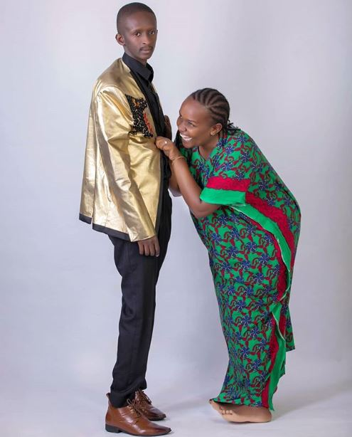 Njugush: We were so broke we used a fridge given as gift during our wedding as cupboard because we had no food