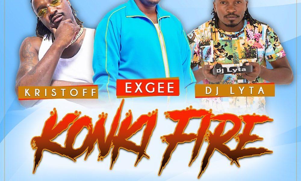 'Konki Fire' by Ex Gee, Kristoff and Dj Lyta