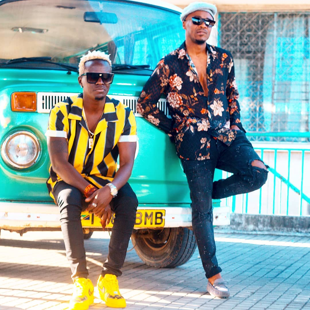 Willy Paul and Ali Kiba