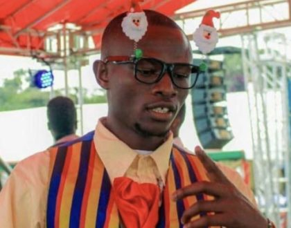 """""""I used to shave the dead!"""" Comedian Mtumishi opens up about his hustle before the his breakthrough"""