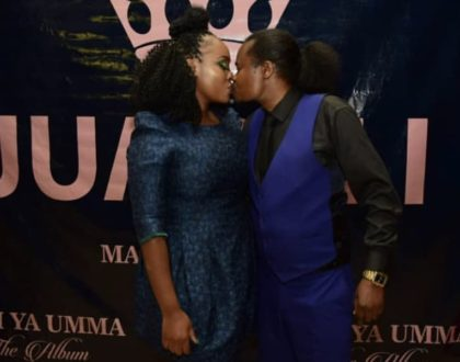 How Jua Cali's 40th birthday went down! (Photos)