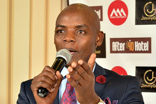 Watch: Jimmy Gait's homecoming that was like no other