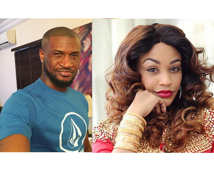 Peter Okoye's wife's response to his cheating claims with Zari are proof that she remained unshaken