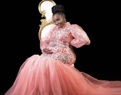 Baby onboard! Former Mother-in-Law actress Catherine Kamau and husband expecting their first child together
