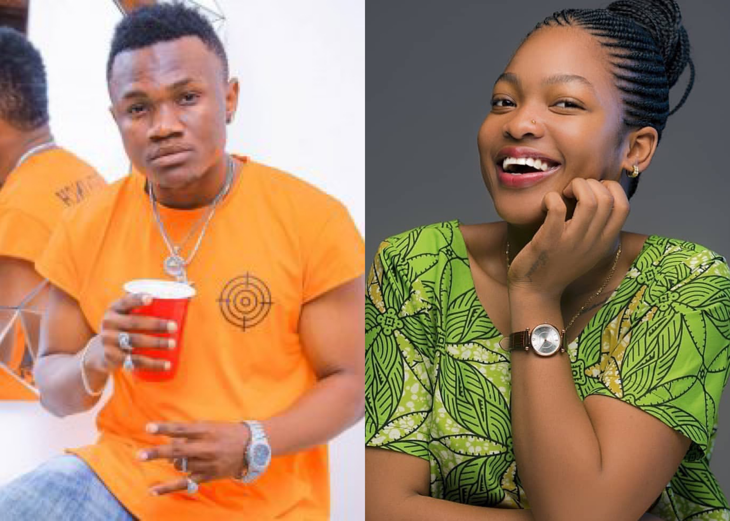 """""""Martha hana mtoto na Mbosso!"""" The late comedian's sister shocks many after this confession"""
