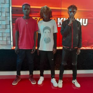 Boondocks Gang featured in Wakuu's 'Mangwa'