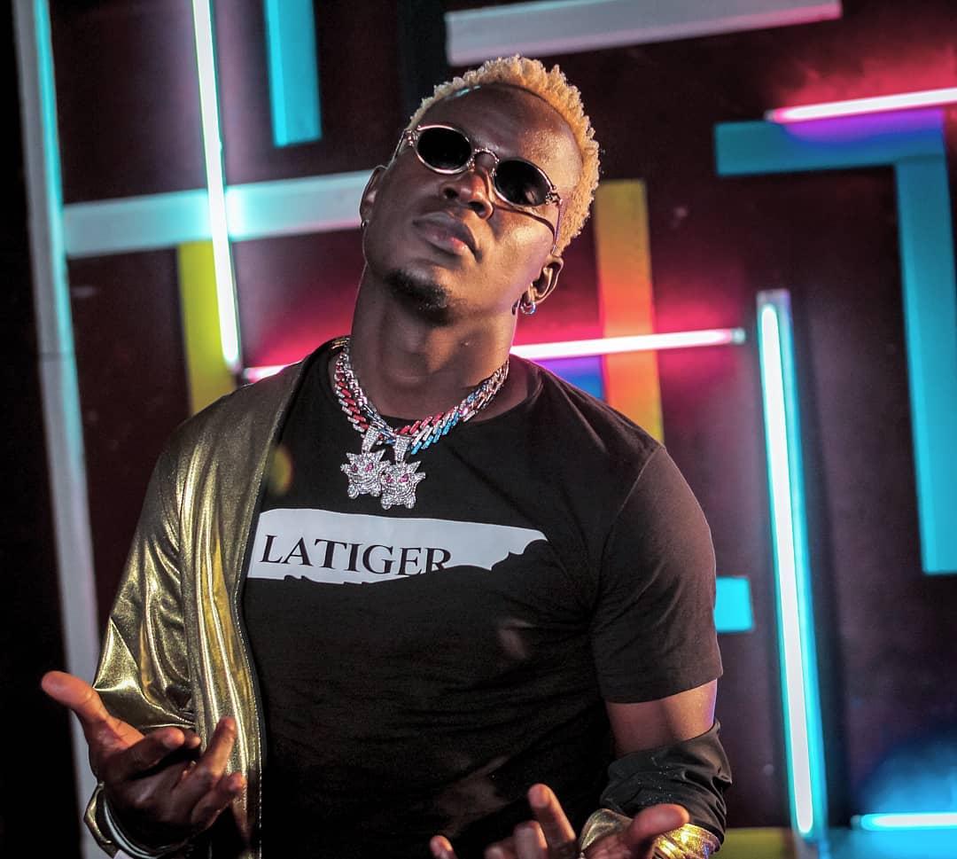 "Bwana Mkunaji ameamua!'Chuchuma"" is the new track by Willy Paul"