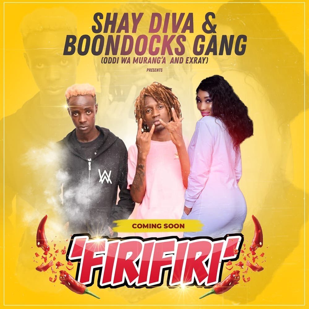Party on 'Firifiri' by Shay Diva and Boondocks Gang