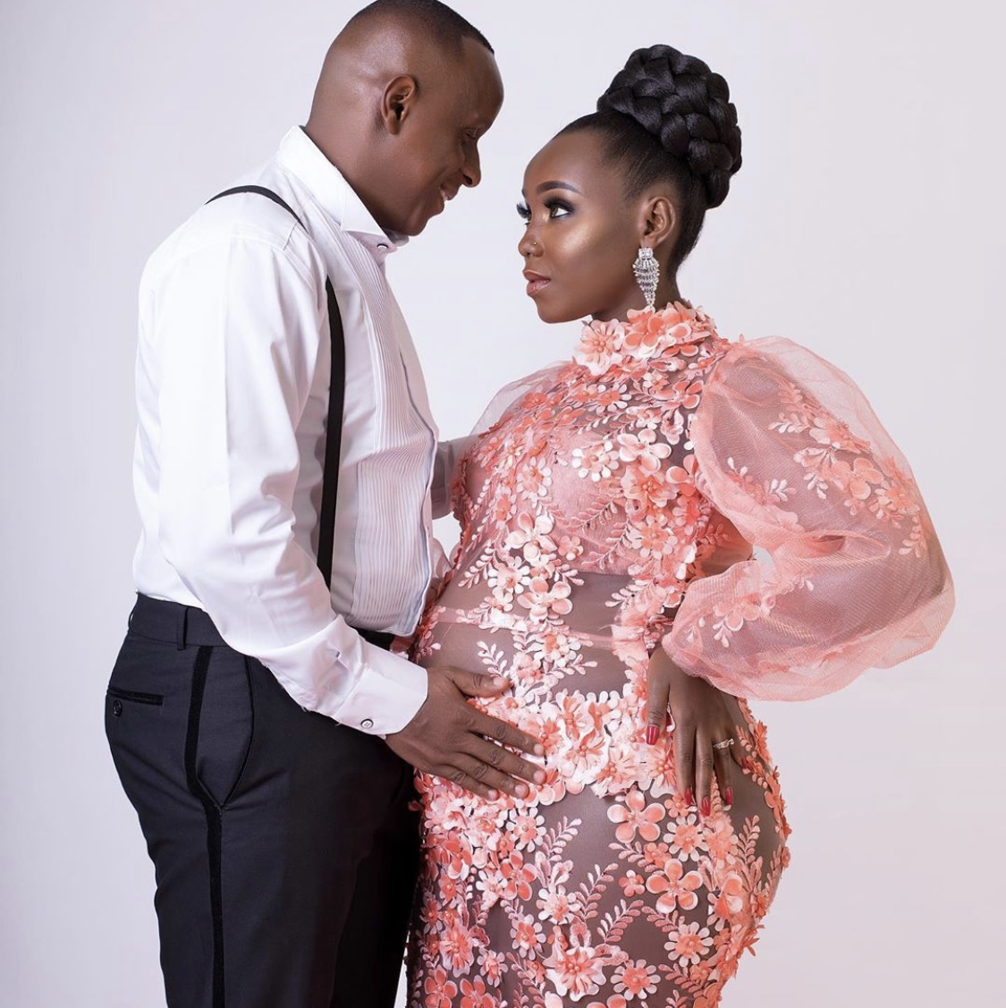 """I don't know how this experience is going to be"" Pregnant Catherine Kamau reveals"