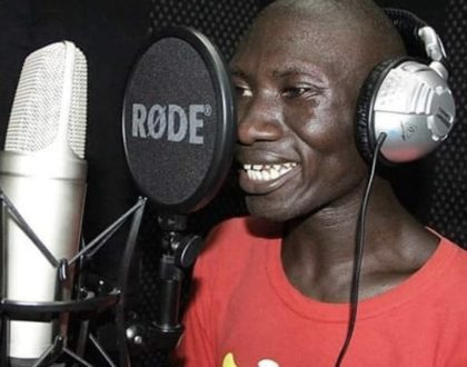 Stivo Simple boy's warm message to fans after bagging 'Artist of the year' at Mashujaa awards