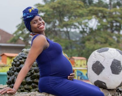 Comedian Zeddy welcomes bouncing baby girl!