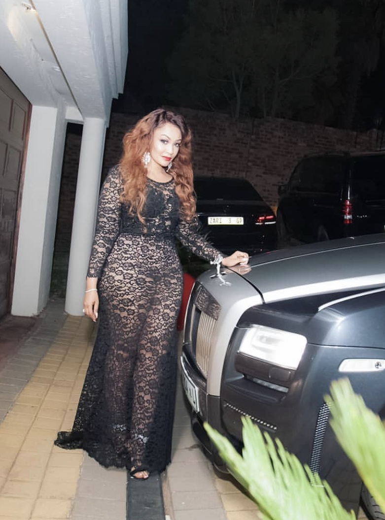 The shocking amount Zari used to decorate her new house