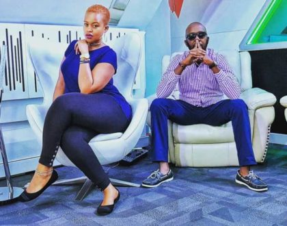 The long wait is over! Kamene Goro and Andrew Kibe to finally get back on air at KISS 100