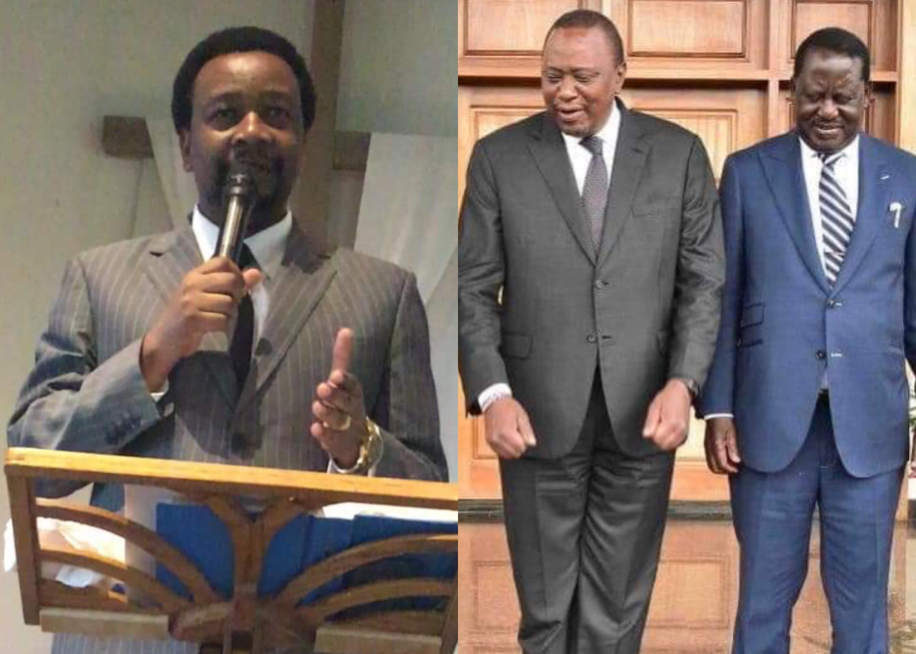 """President Uhuru Kenyatta is the cause of political turmoil in Central Kenya!"" City pastor tells Kenyans"