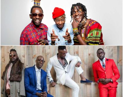 H_art The Band's has a new collabo with Sauti Sol titled Issa Vibe