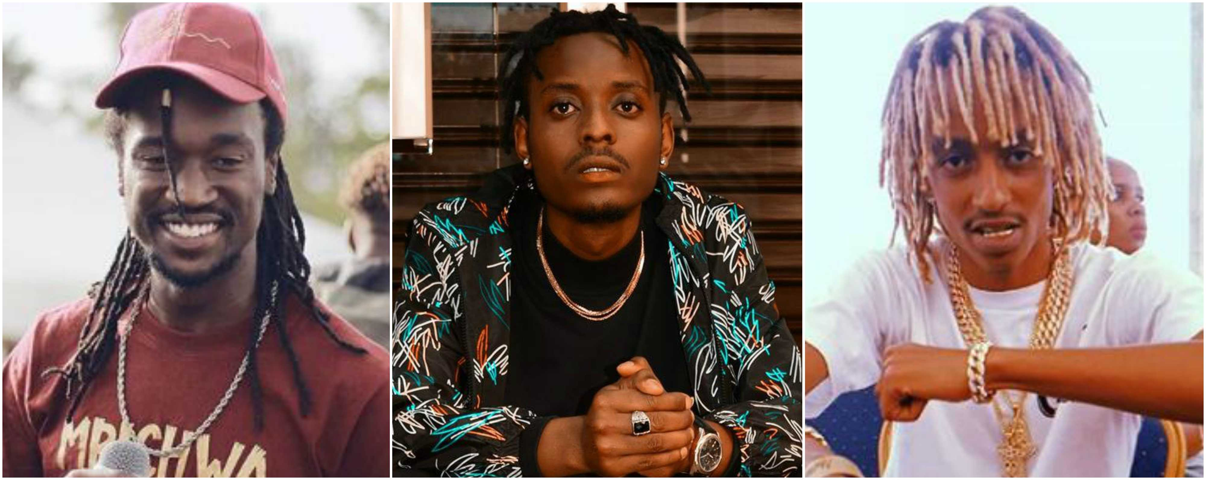 Ochunglo Family's Benzema has teamed up with Raj and Boutross on 'Chorea' and it's a big tune (Video)