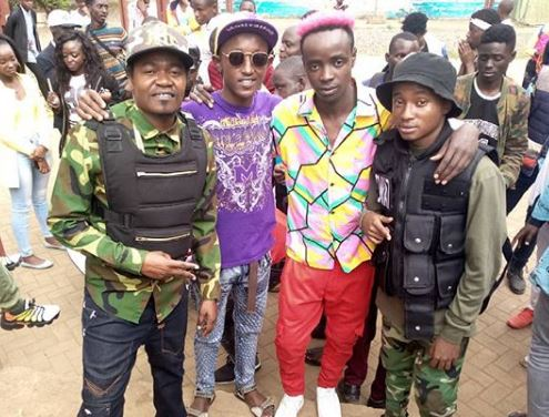 Established Kenyan artists should not stoop too low