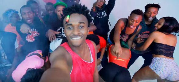 Sailors Gang is back with a twerk song titled 'Wainame' after Ezekiel Mutua banned 'Wamlambez' (Video)