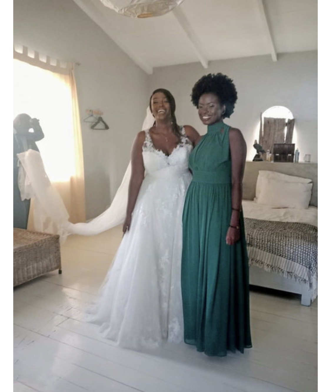 Elani's Maureen Kunga weds the love of her life in a posh private wedding