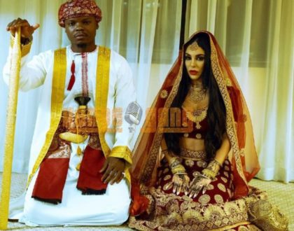 Harmonize fooled fans he was getting married, manager confirms