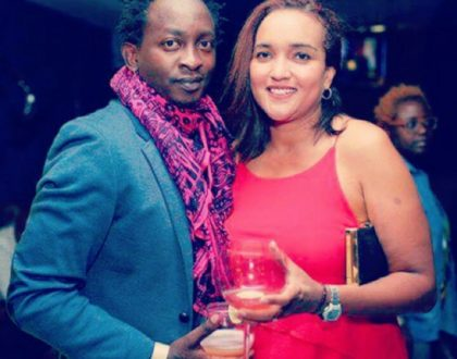 Listen Up! Singer Eric Wainaina cheated on his wife and came back with valuable lessons and he's sharing them all