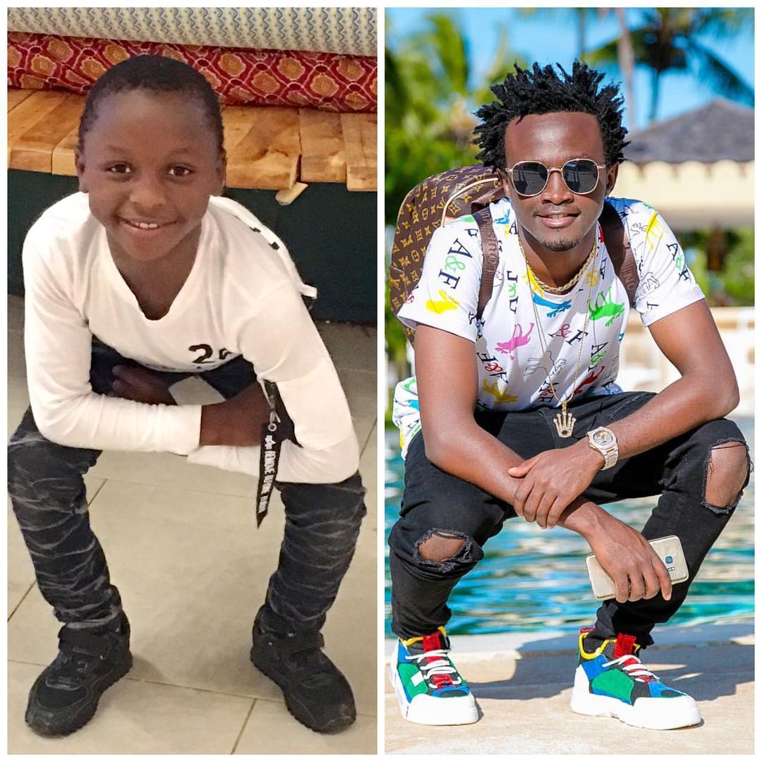 If it's not that, I'd have taken him to Brookhouse - Bahati responds to trolls on Morgan's school-going