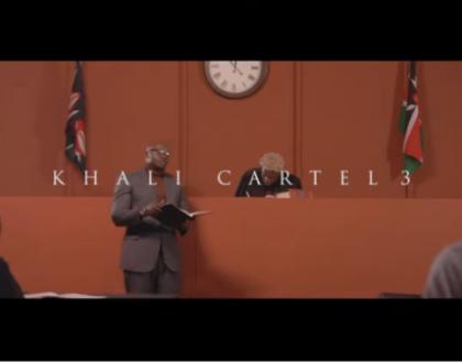 Khaligraph JOnes releases Khali Cartel 3 and it you should listen to it