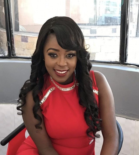 Cuteness galore! Lilian Muli finally introduces baby Liam to the world and he's a sight to behold [photo]