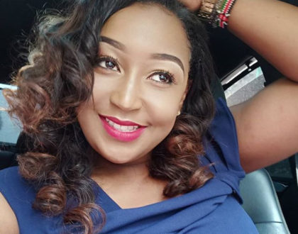 """Bet moja ikiungua unabet tena"" Kenyans fiercely vouch for Betty Kyalo as a marriage counselor despite failed marriage to Okari"