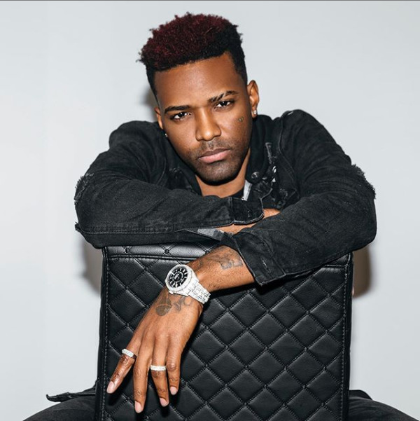 True to his word! Konshens lands in Kenya for a second time