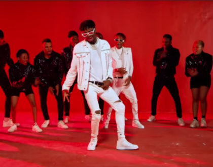 "Diamond Platnumz lights a new flame in ""Yope"" remix (video)"