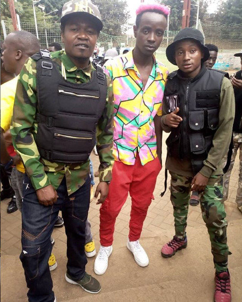 """You are past that!"" Fans bash Jua Cali for stooping too low in 'upcoming' project with Swat"