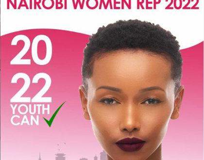 """Madam President has spoken"" wild reactions after Huddah expressed interest in Nairobi Women rep seat"
