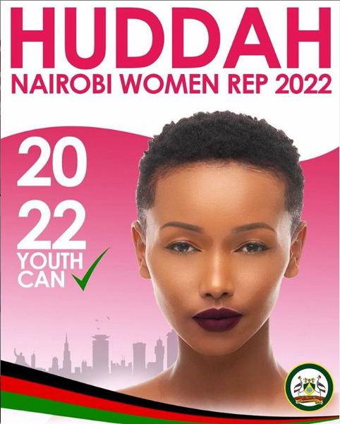 """Madam President has spoken"" wild reactions after Huddah expressed interest in Nairobi Women rep seat"