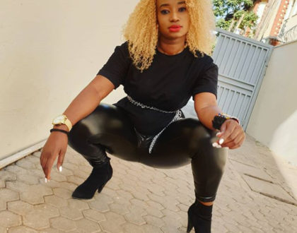 Days when Talia Oyando's love for radio knew no boundaries - she narrates