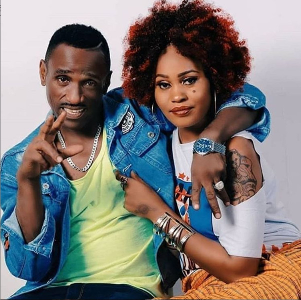 Salala! Diamond's dad caught on camera dirty dancing with married Tanzanian socialite, Amber Rutty [videos]