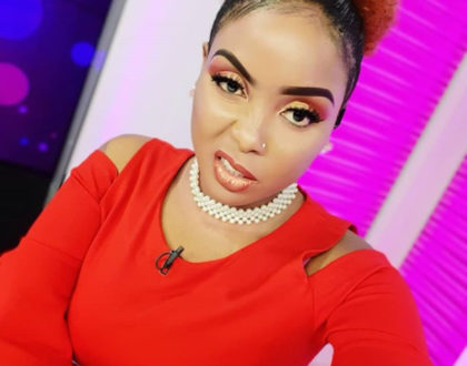 Kush Tracey claps back at critics over her dressing and secular music [screenshots]