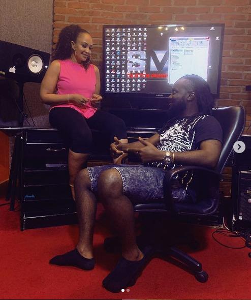 Music comeback? Zari Hassan spotted in the studios [photo]