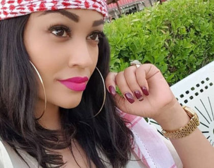 Zari harshly battles it out with blogger, Jay Maudaku regarding a haunted King Bae
