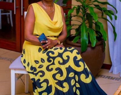 True to her word! Mama Dangote rumored to be pregnant for hubby, Rally Jones