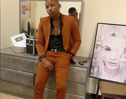 Countdown! Otile Brown to quit music in less than 30 days