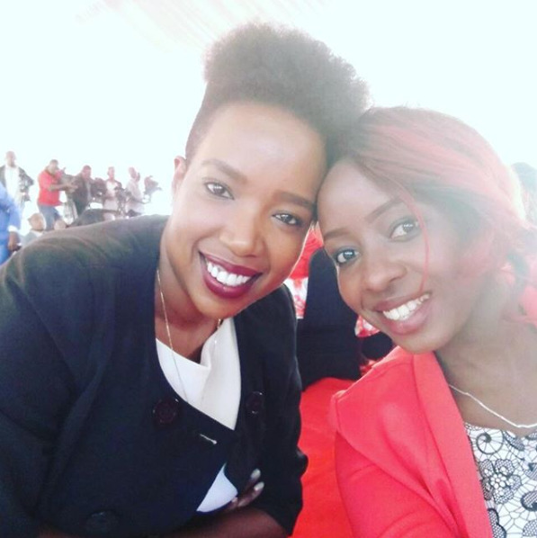 Friend for keeps! Kirigo Ng'arua proves Jacque Maribe is alive and kicking