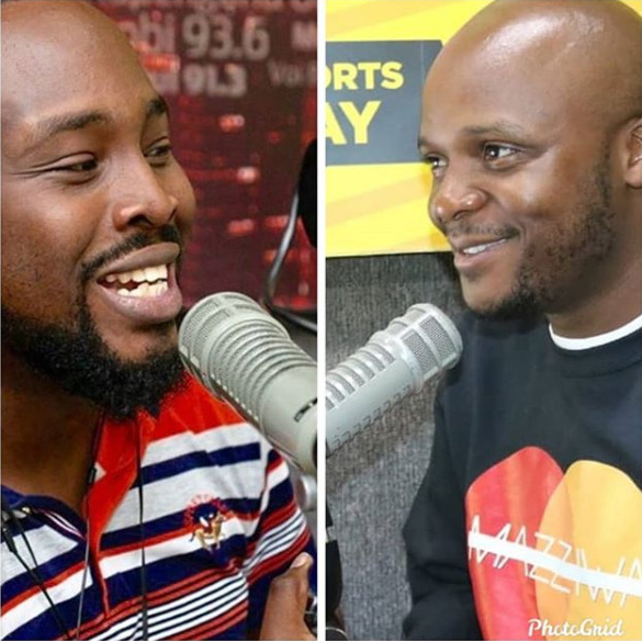 """Get well soonest Aleky"" Fans condole an ailing Alex Mwakideu"