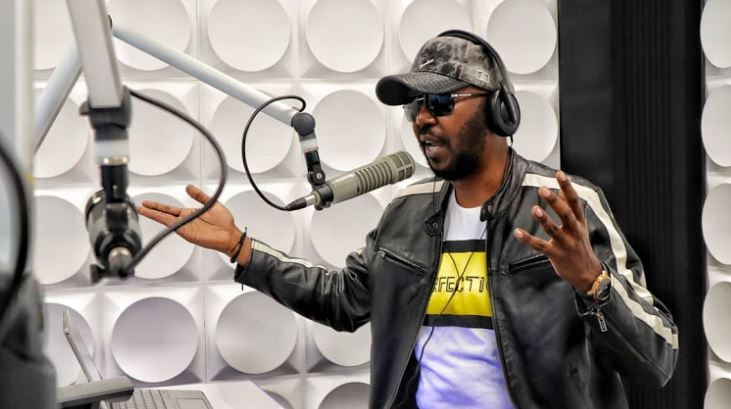 What next for Andrew Kibe following his exit from Kiss100?