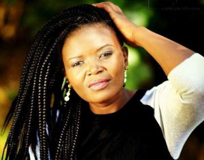 Eunice Njeri praises God in 'Uinuliwe'