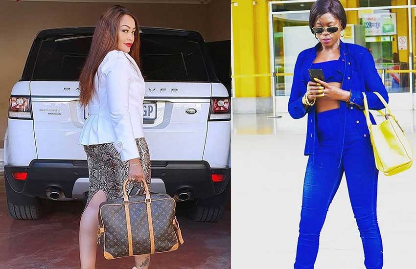 Are Akothee and Zari not in good terms after a missed women's conference and 'hate' messages? Akothee comes clean